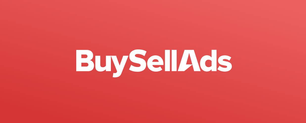 BuySellAds Adsence alternative