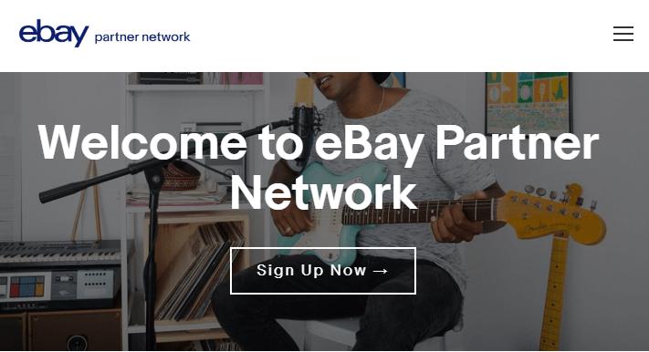 eBay affiliate