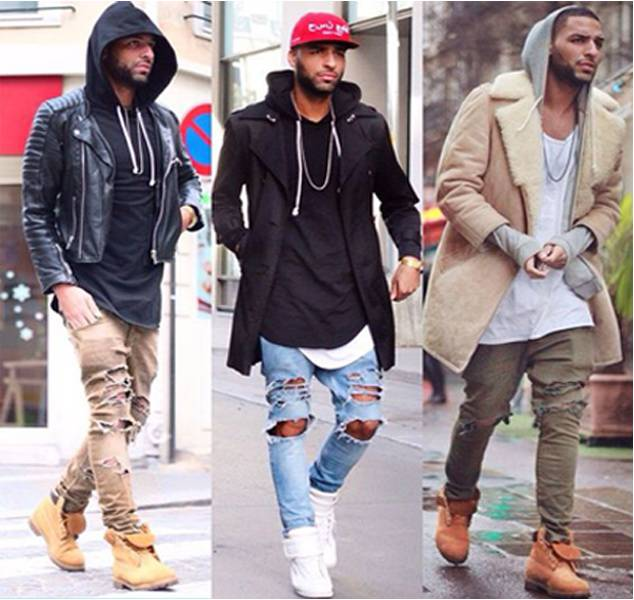Hip-hop style