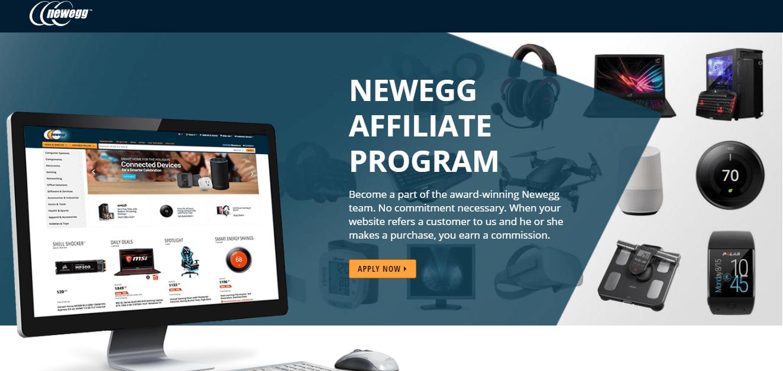 newegg affiliate