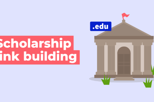 scholarship linkbuilding