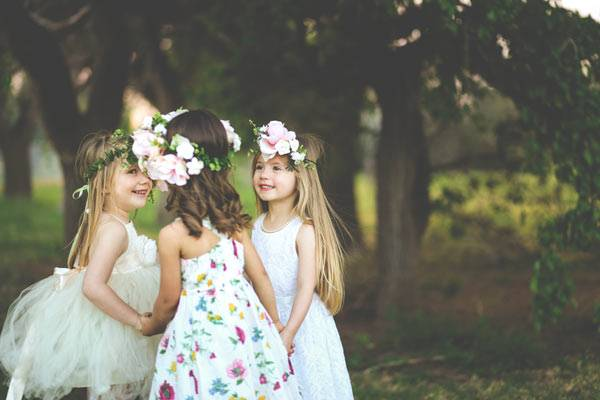 flower girl dresses for beach weeding