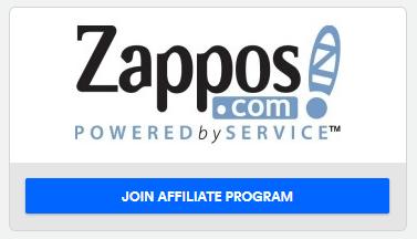 Zappos Affiliate