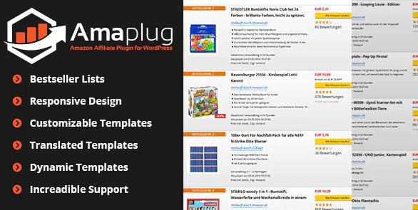 amaplug amazon affiliate plugin