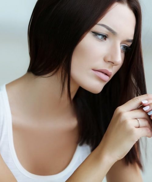 hair color for thin hair