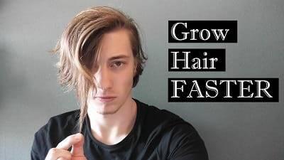 Growth Hair Faster