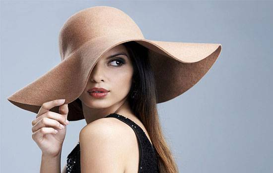 Hats for Thin Shaped Face
