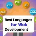 best languages for web development