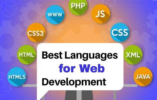 best languages for web development