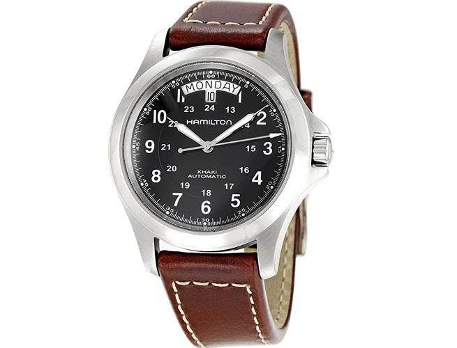 Hamilton Khaki King Automatic Mens Watch