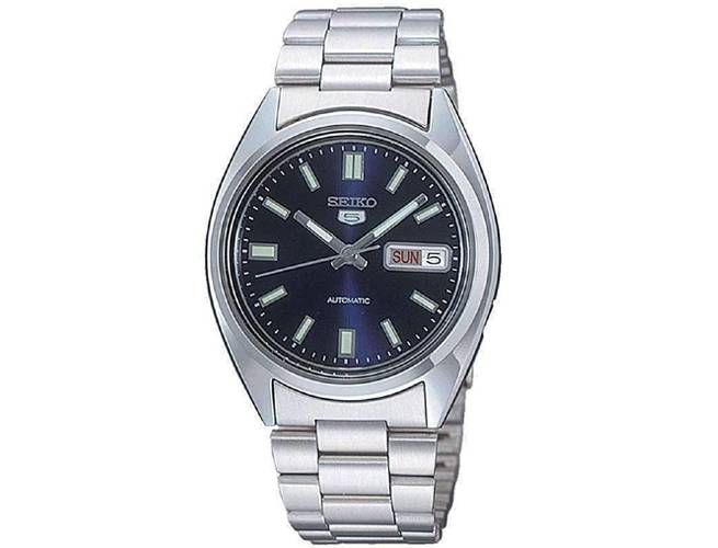 Seiko SNXS77 Automatic Blue watch