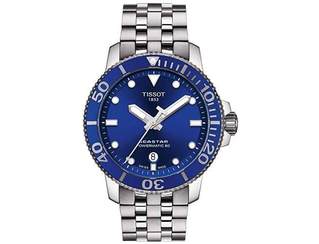 Tissot Seastar 1000 Automatic Blue Dial Men's Watch