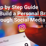 Build a Personal Brand by Social Media