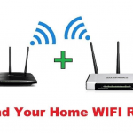 Wi-fi Network With An Old Router